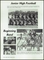 1986 Axtell High School Yearbook Page 92 & 93