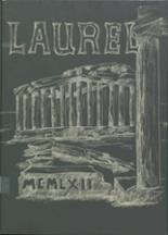 1962 Yearbook Coquille High School