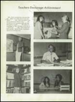 1976 Baird High School Yearbook Page 16 & 17