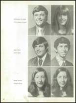1976 Baird High School Yearbook Page 22 & 23