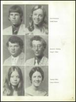 1976 Baird High School Yearbook Page 24 & 25