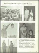 1976 Baird High School Yearbook Page 26 & 27
