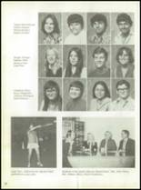 1976 Baird High School Yearbook Page 30 & 31