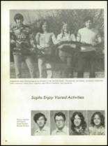 1976 Baird High School Yearbook Page 32 & 33