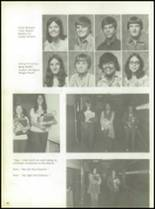 1976 Baird High School Yearbook Page 34 & 35