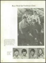1976 Baird High School Yearbook Page 36 & 37