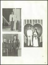 1976 Baird High School Yearbook Page 42 & 43