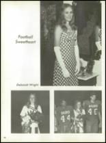 1976 Baird High School Yearbook Page 52 & 53