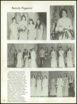 1976 Baird High School Yearbook Page 56 & 57