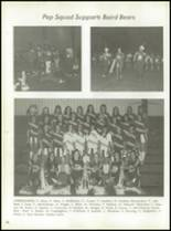 1976 Baird High School Yearbook Page 62 & 63