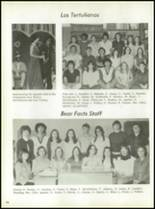 1976 Baird High School Yearbook Page 68 & 69