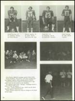 1976 Baird High School Yearbook Page 74 & 75