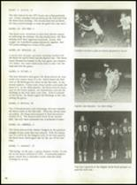 1976 Baird High School Yearbook Page 78 & 79