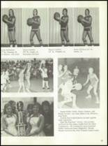1976 Baird High School Yearbook Page 80 & 81