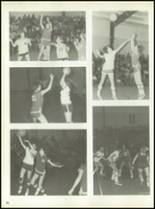 1976 Baird High School Yearbook Page 84 & 85