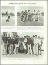 1976 Baird High School Yearbook Page 94 & 95