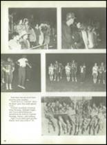 1976 Baird High School Yearbook Page 100 & 101