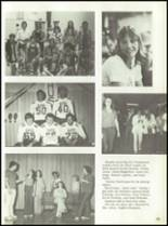 1976 Baird High School Yearbook Page 106 & 107