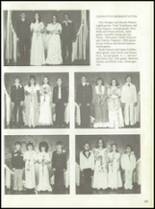 1976 Baird High School Yearbook Page 110 & 111