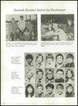 1976 Baird High School Yearbook Page 122 & 123