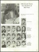 1976 Baird High School Yearbook Page 126 & 127