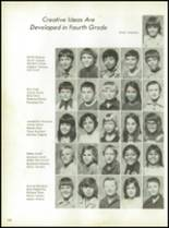 1976 Baird High School Yearbook Page 128 & 129