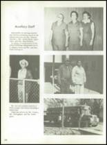 1976 Baird High School Yearbook Page 134 & 135