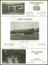 1976 Baird High School Yearbook Page 150 & 151