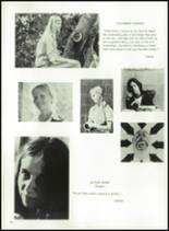 1972 Ojai Valley School Yearbook Page 18 & 19