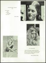 1972 Ojai Valley School Yearbook Page 22 & 23