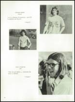 1972 Ojai Valley School Yearbook Page 28 & 29