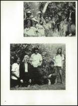 1972 Ojai Valley School Yearbook Page 34 & 35