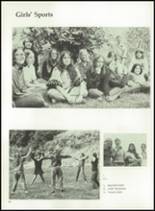 1972 Ojai Valley School Yearbook Page 46 & 47