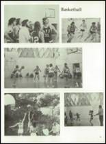 1972 Ojai Valley School Yearbook Page 48 & 49