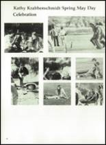 1972 Ojai Valley School Yearbook Page 60 & 61