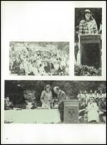 1972 Ojai Valley School Yearbook Page 64 & 65