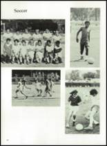 1972 Ojai Valley School Yearbook Page 86 & 87