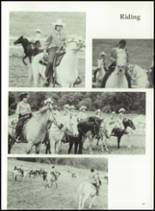 1972 Ojai Valley School Yearbook Page 90 & 91