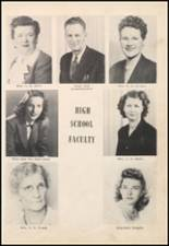 1948 Gravette High School Yearbook Page 10 & 11