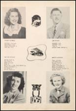 1948 Gravette High School Yearbook Page 12 & 13