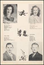 1948 Gravette High School Yearbook Page 14 & 15