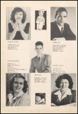 1948 Gravette High School Yearbook Page 16 & 17