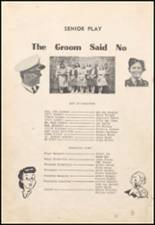 1948 Gravette High School Yearbook Page 20 & 21