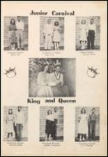 1948 Gravette High School Yearbook Page 22 & 23