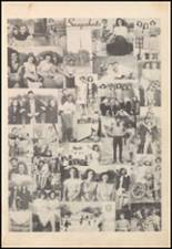 1948 Gravette High School Yearbook Page 24 & 25