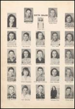 1948 Gravette High School Yearbook Page 34 & 35