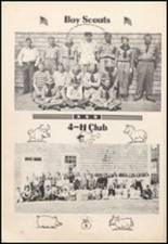 1948 Gravette High School Yearbook Page 42 & 43