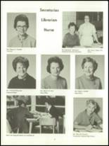 1969 Belmont High School Yearbook Page 10 & 11
