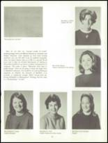1969 Belmont High School Yearbook Page 14 & 15