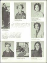 1969 Belmont High School Yearbook Page 16 & 17